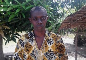 Norsunluurannikkolainen Stephane Gondo