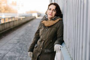 Muotokuva, Vuoden pakolaisnainen 2018 Sirwa Farik
