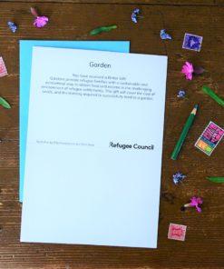 Garden-kortti