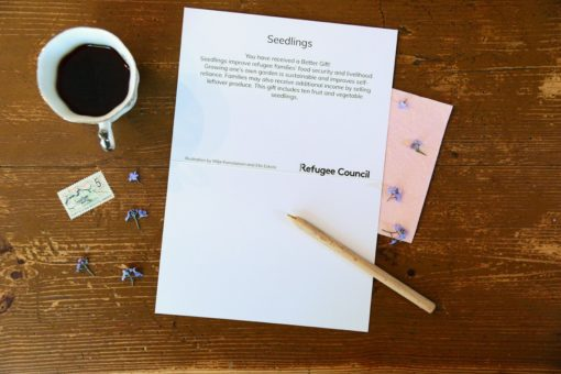 Seedlings-kortti