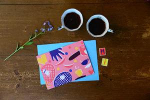 Pakolaisavun Ystävä-kortti