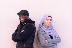 Vuoden pakolaiset 2019: Nourdeen Toure ja Rand Mohamad Deeb