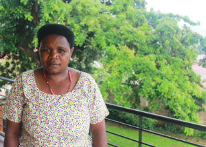 Muotokuva, Solange Mukanlambara, Ugandan Vuoden pakolaisnainen 2019