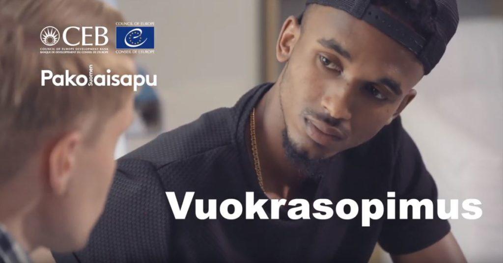 Vuokrasopimus-video suomeksi.