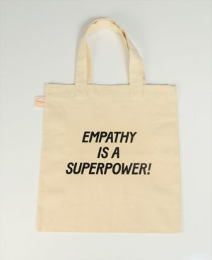 Empathy is a superpower! -kangaskassi
