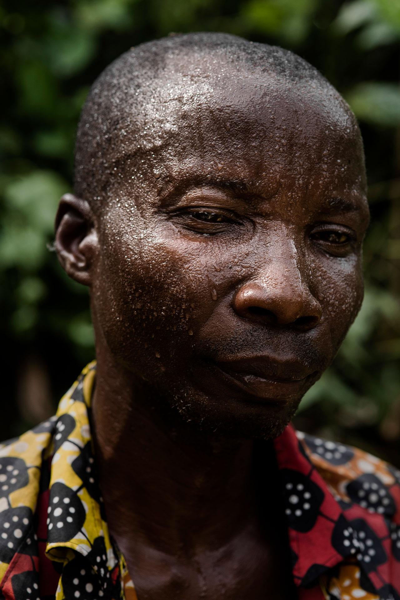 Mies Ugandassa