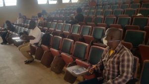 Liberian hygieniakoulutus koronavirusta vastaan