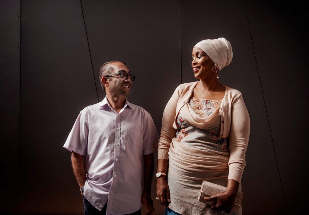 Kordnejad Ebrahimi ja Farhia Abdi