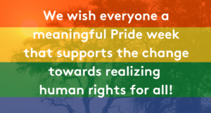 Pride 2020 promokuva